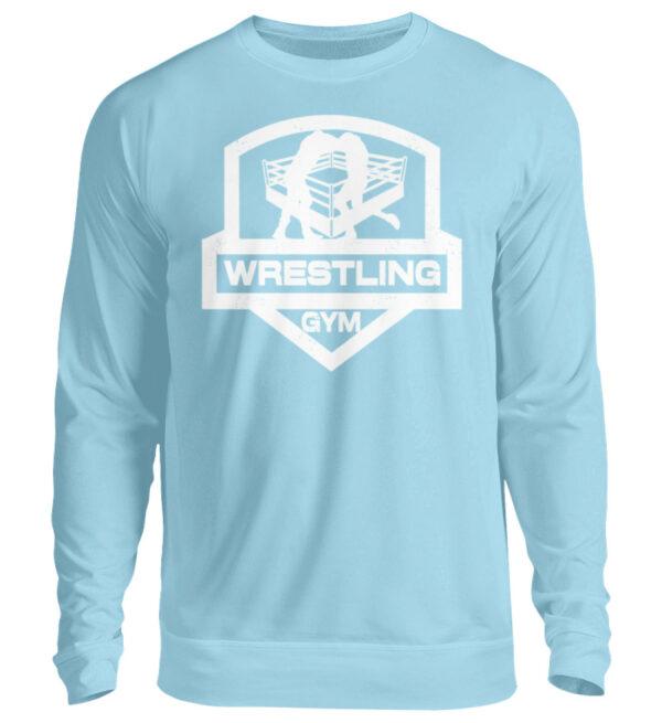 Wrestling Gym Sweatshirt - Unisex Pullover-674
