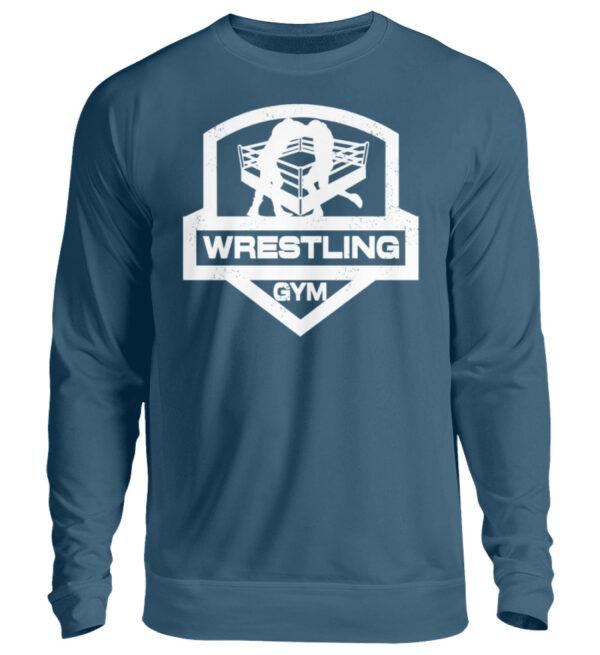 Wrestling Gym Sweatshirt - Unisex Pullover-1461