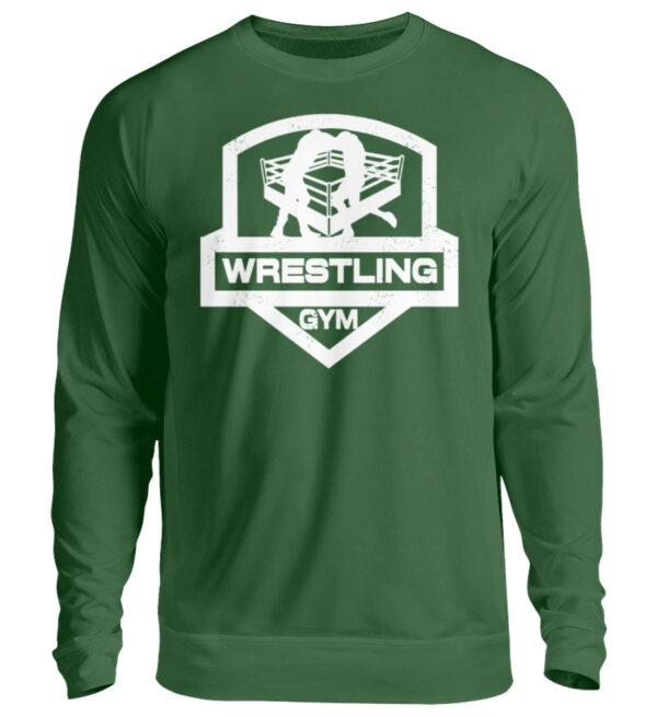 Wrestling Gym Sweatshirt - Unisex Pullover-833