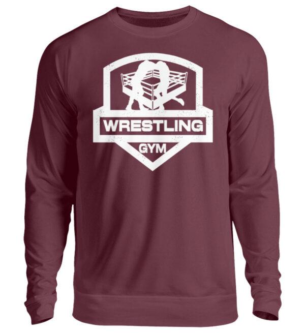 Wrestling Gym Sweatshirt - Unisex Pullover-839
