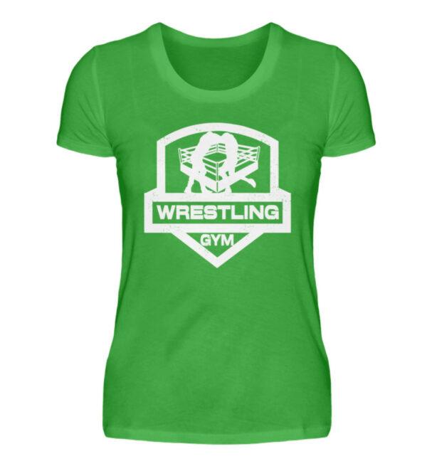 Wrestling Gym Girlie - Damenshirt-2468
