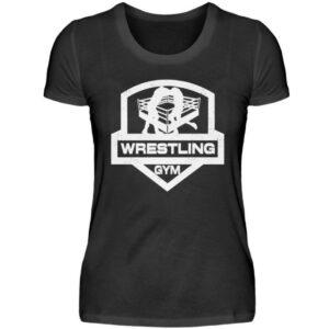 Wrestling Gym Girlie - Damenshirt-16