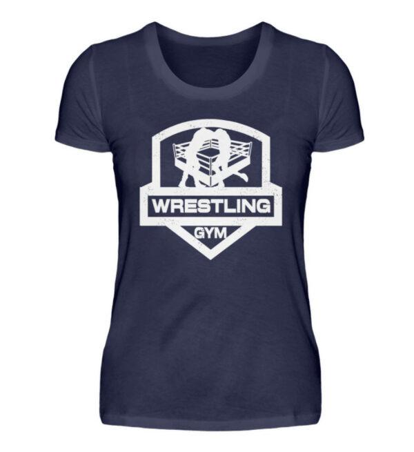Wrestling Gym Girlie - Damenshirt-198
