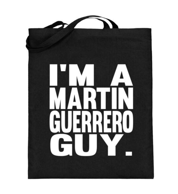 Martin Guerrero Guy - Jutebeutel (mit langen Henkeln)-16