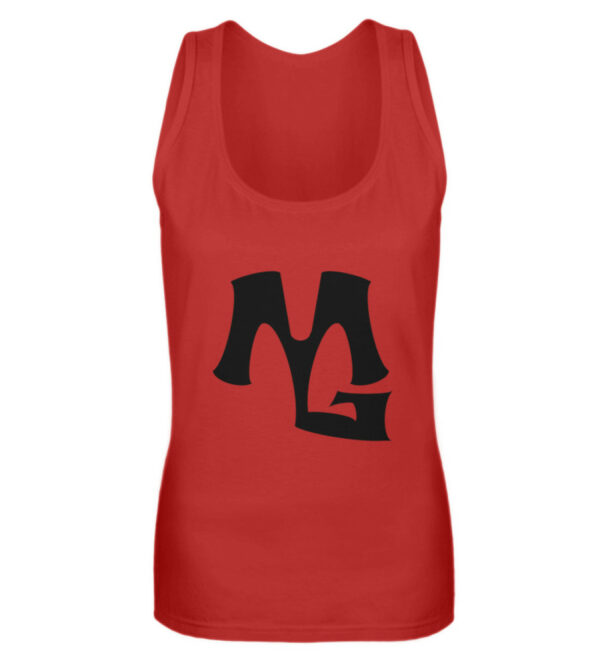MG Muscle - Frauen Tanktop-4