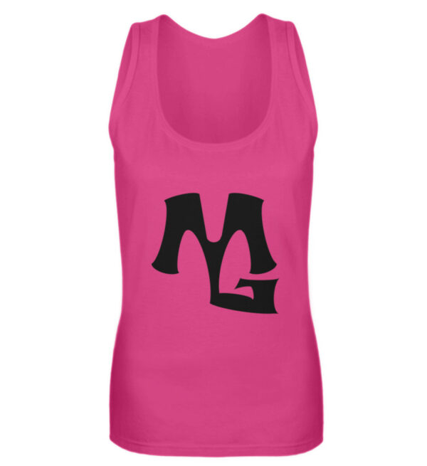 MG Muscle - Frauen Tanktop-28