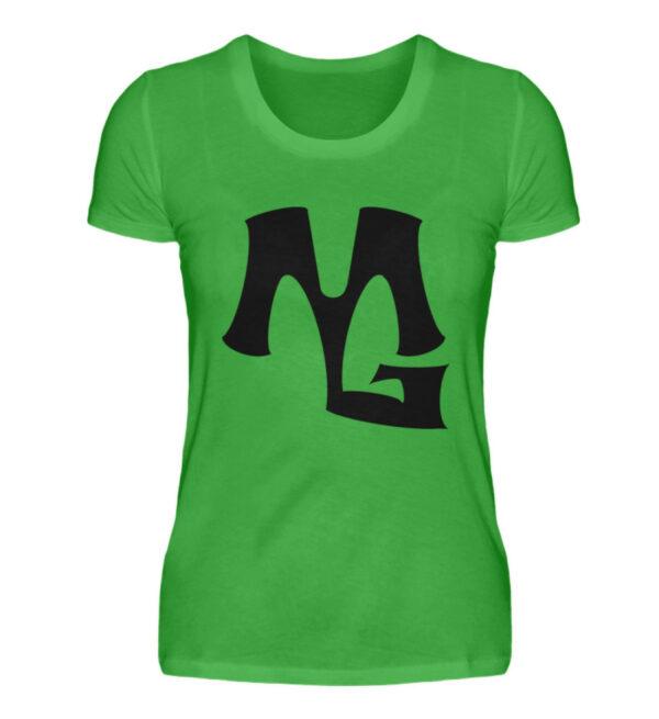 MG Muscle Girlie - Damenshirt-2468