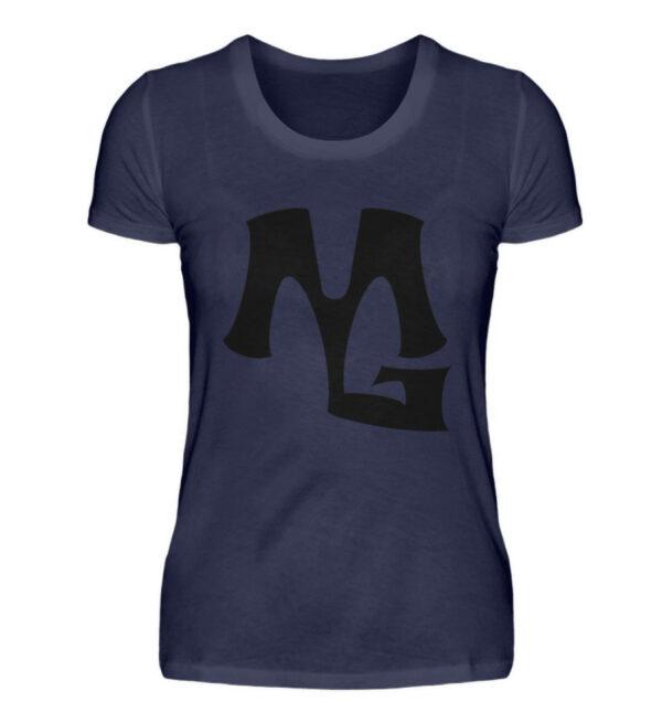 MG Muscle Girlie - Damenshirt-198