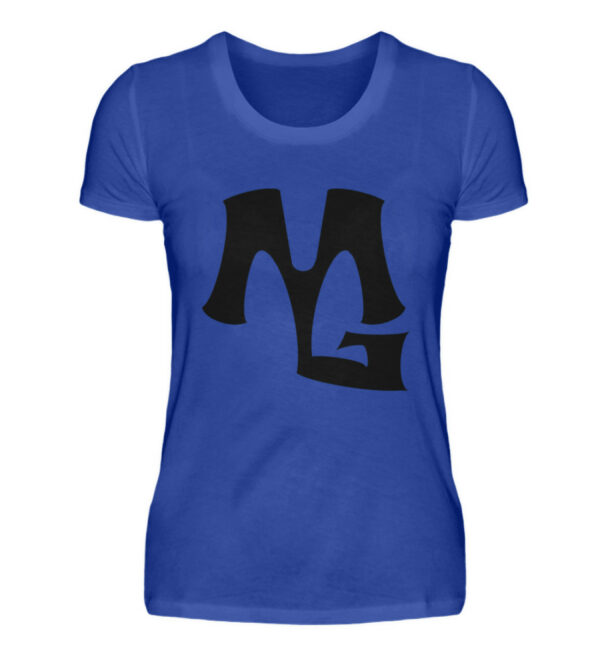MG Muscle Girlie - Damenshirt-2496