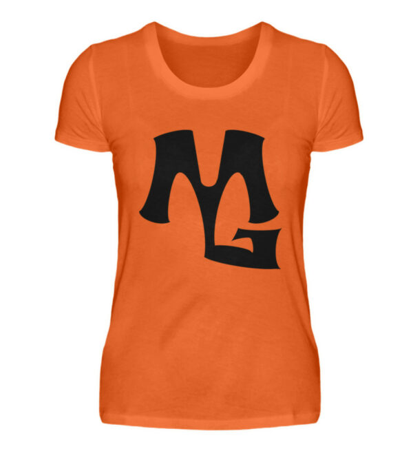 MG Muscle Girlie - Damenshirt-1692