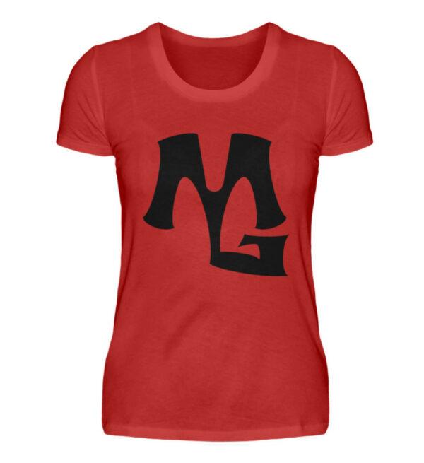 MG Muscle Girlie - Damenshirt-4