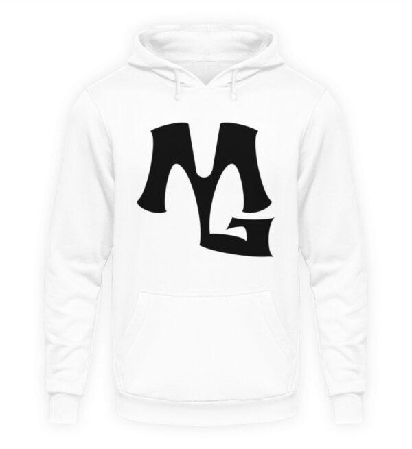 MG Muscle Hoodie - Unisex Kapuzenpullover Hoodie-1478