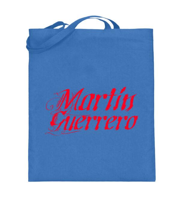 Martin Guerrero Latino - Jutebeutel (mit langen Henkeln)-5739