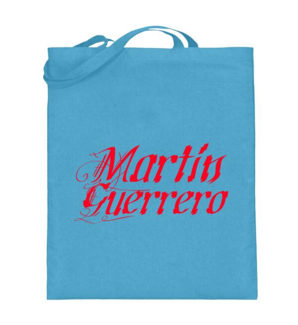 Martin Guerrero Latino - Jutebeutel (mit langen Henkeln)-5745