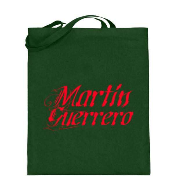 Martin Guerrero Latino - Jutebeutel (mit langen Henkeln)-5741