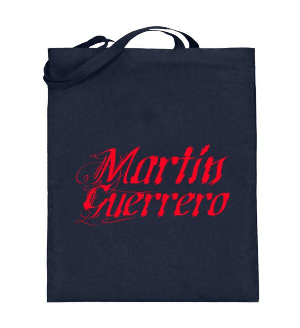 Martin Guerrero Latino - Jutebeutel (mit langen Henkeln)-5743