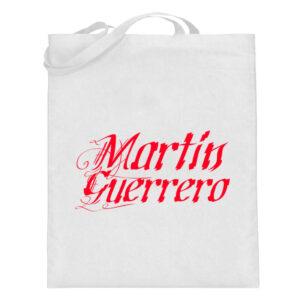 Martin Guerrero Latino - Jutebeutel (mit langen Henkeln)-3