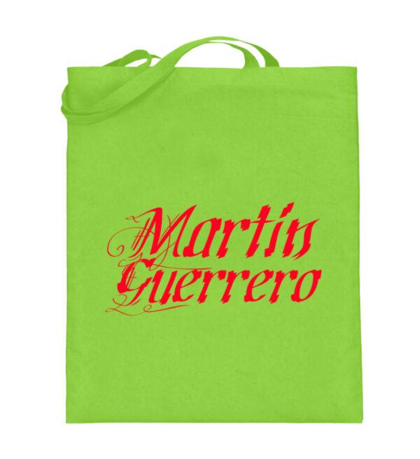 Martin Guerrero Latino - Jutebeutel (mit langen Henkeln)-5753