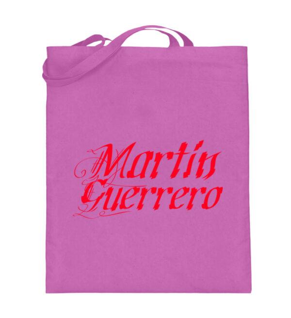 Martin Guerrero Latino - Jutebeutel (mit langen Henkeln)-5759