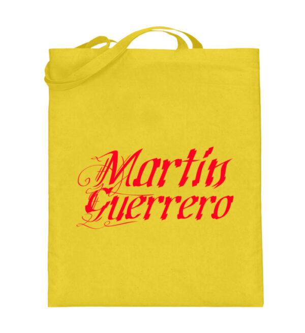 Martin Guerrero Latino - Jutebeutel (mit langen Henkeln)-5766