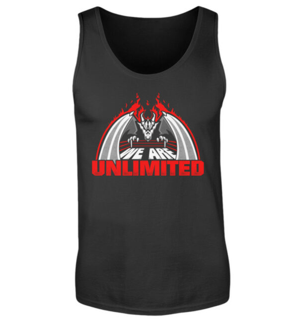Unlimited Dragon Tanktop - Herren Tanktop-16