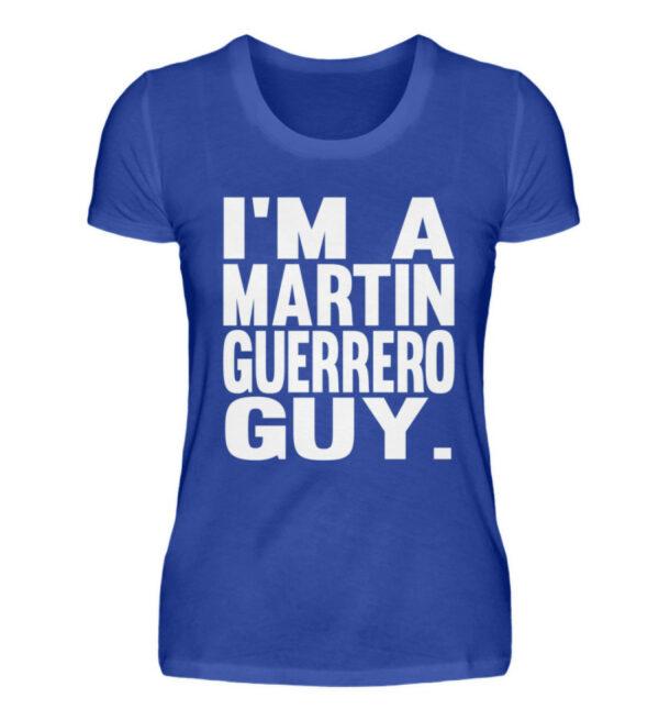 Martin Guerrero Guy Girlie - Damenshirt-2496