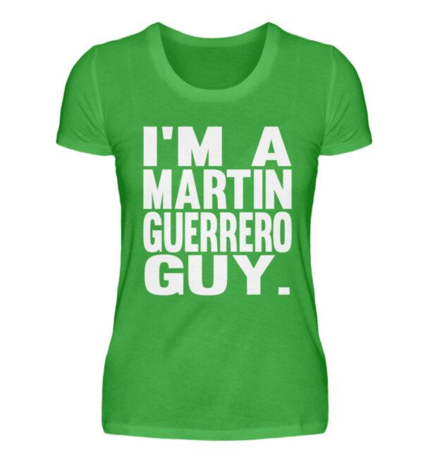 Martin Guerrero Guy Girlie - Damenshirt-2468