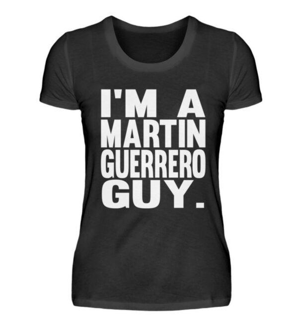 Martin Guerrero Guy Girlie - Damenshirt-16