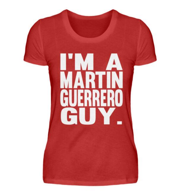 Martin Guerrero Guy Girlie - Damenshirt-4