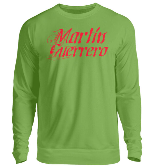 Martin Guerrero Latino Sweatshirt - Unisex Pullover-1646