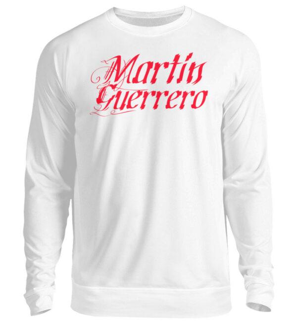 Martin Guerrero Latino Sweatshirt - Unisex Pullover-1478