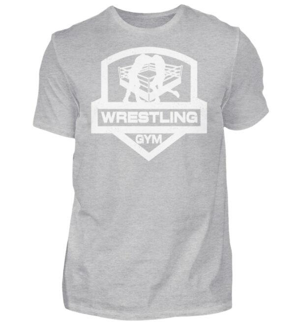 Wrestling Gym - Herren Shirt-17