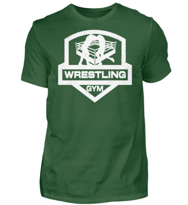 Wrestling Gym - Herren Shirt-833