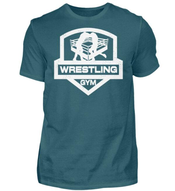Wrestling Gym - Herren Shirt-1096
