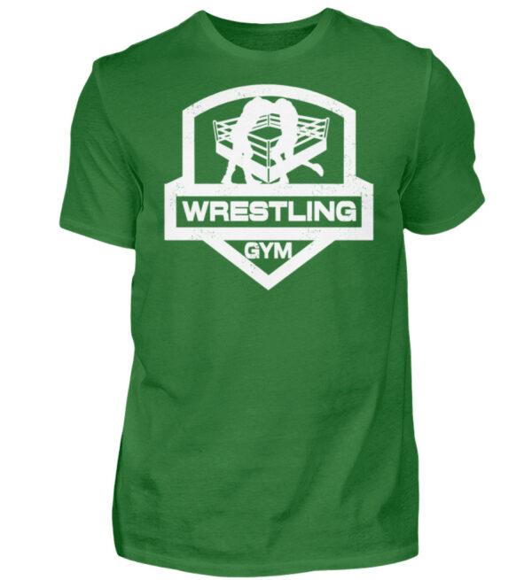 Wrestling Gym - Herren Shirt-718