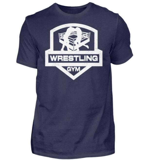 Wrestling Gym - Herren Shirt-198