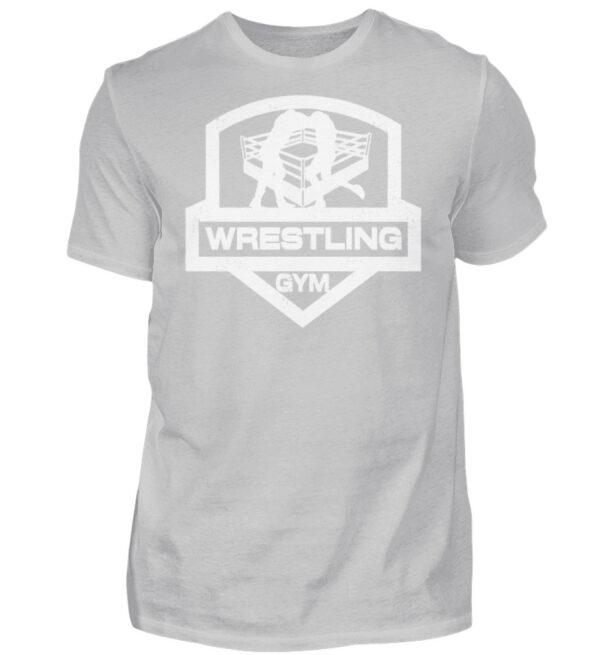 Wrestling Gym - Herren Shirt-1157