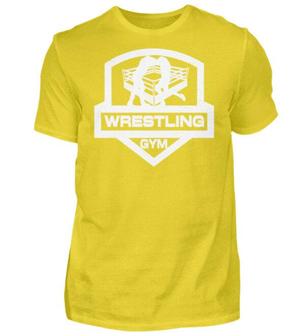 Wrestling Gym - Herren Shirt-1102