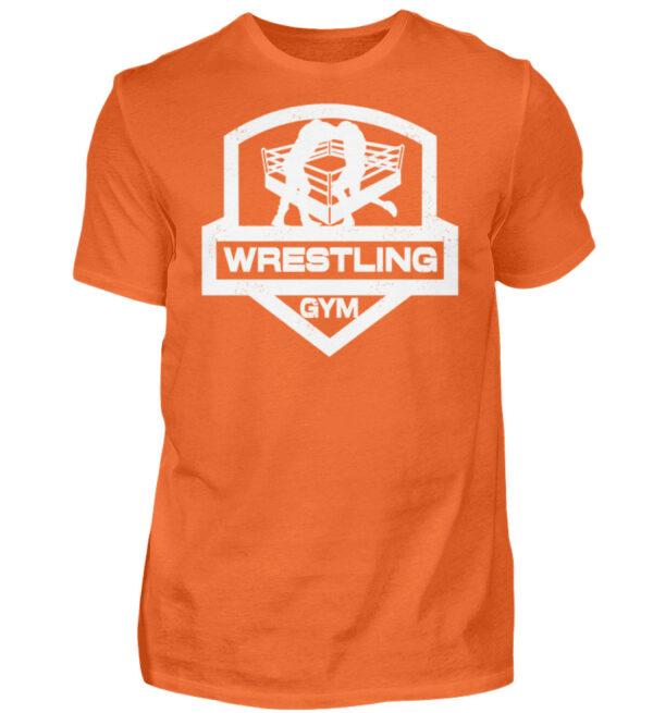 Wrestling Gym - Herren Shirt-1692