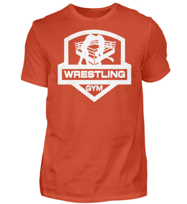 Wrestling Gym - Herren Shirt-1236