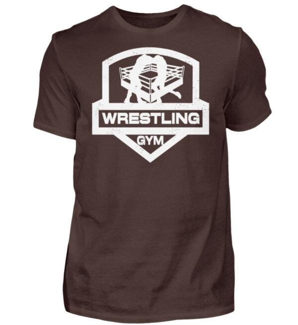 Wrestling Gym - Herren Shirt-1074
