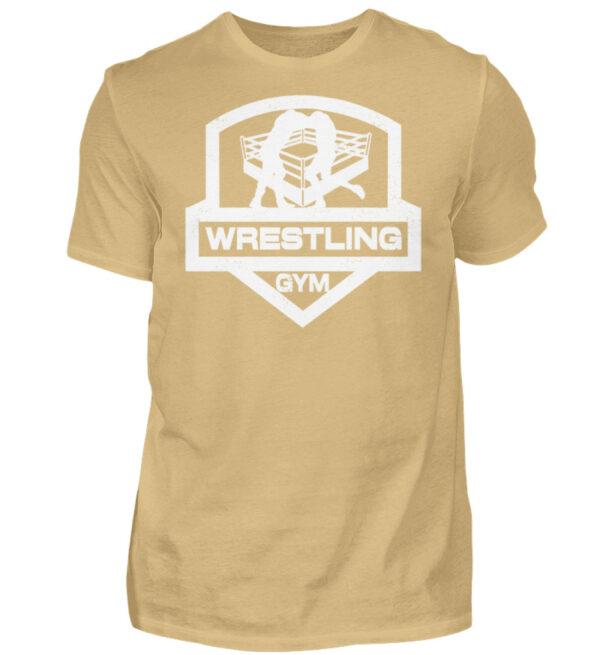 Wrestling Gym - Herren Shirt-224