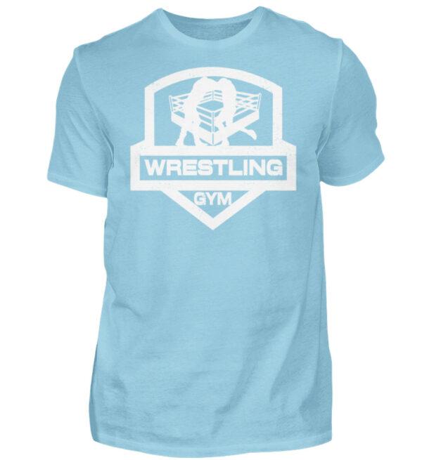 Wrestling Gym - Herren Shirt-674