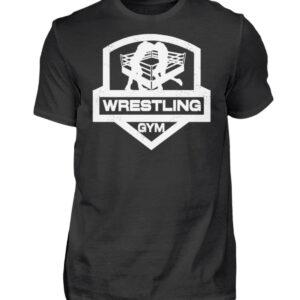 Wrestling Gym - Herren Shirt-16