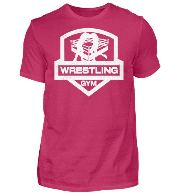 Wrestling Gym - Herren Shirt-1216