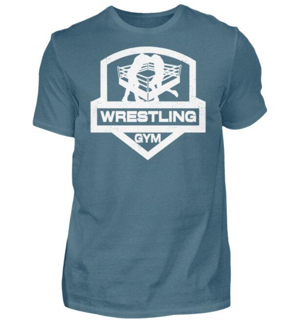 Wrestling Gym - Herren Shirt-1230
