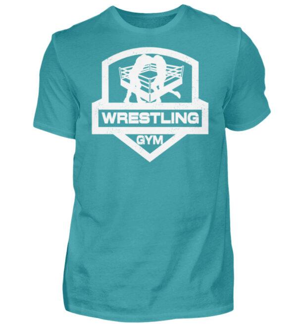 Wrestling Gym - Herren Shirt-1242