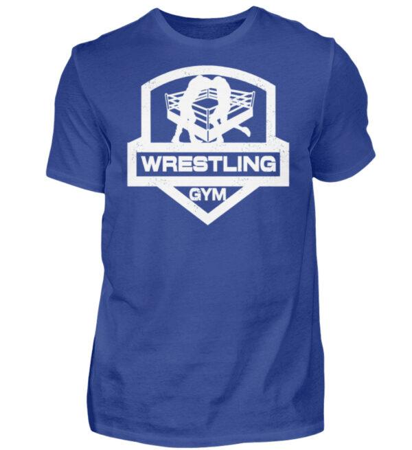 Wrestling Gym - Herren Shirt-668