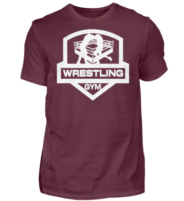 Wrestling Gym - Herren Shirt-839