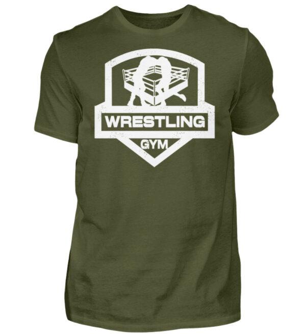 Wrestling Gym - Herren Shirt-1109